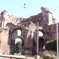 ローマ市内遺跡