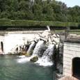 「イルカの滝」@カゼルタ