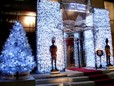 Beautiful Illumination at Higashi Ginza