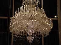 『Baccarat230燈 シャンデリア』